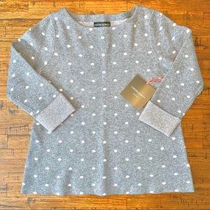 Cynthia Rowley Gray Sweater